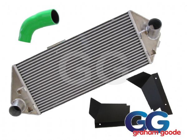 Ford Focus RS MK 2  GGR Front Mounted Intercooler Uprated Large Inlet GGF3026